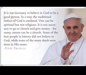 Pope Francis Quotation